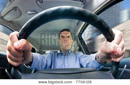Road Rage (männlich)