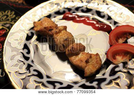 Chiken Kebab