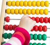 stock photo of subtraction  - Child - JPG