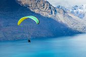 pic of breath taking  - Queenstown Parachute - JPG