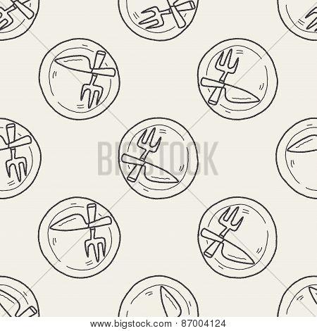 Dishware Doodle
