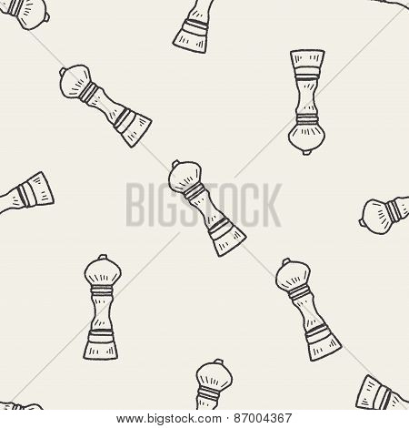 Pepper Mill Doodle