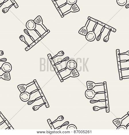 Kitchen Tool Doodle