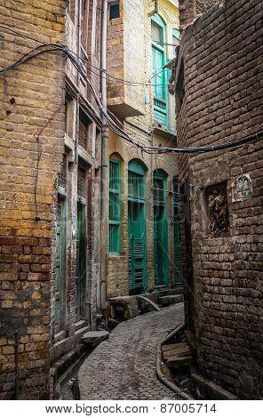 Multan Old Town
