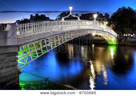 Liffey River Bridge