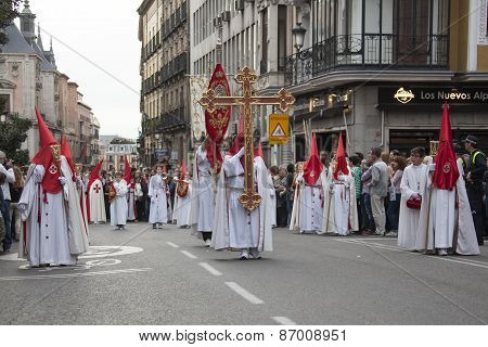 Semana Santa, Madrid