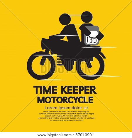 Time Keeper Motorcycle.
