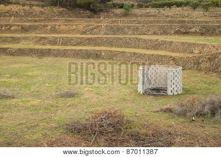 Agricultural Waste Burner