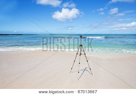 Hawaii Beach, Photography
