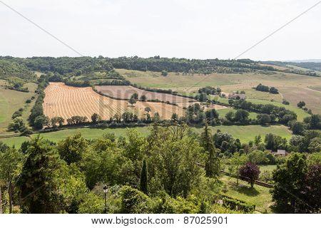 Tarn Landscape