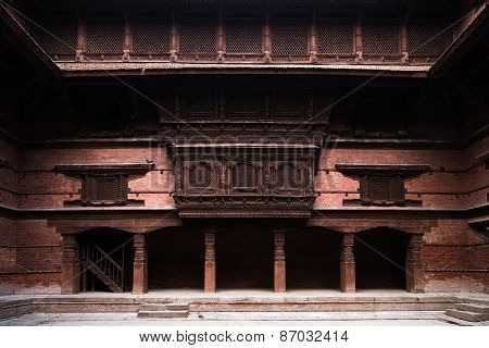 Ancient Nepalese architecture