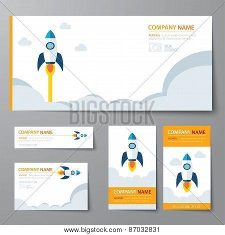 Corporate Identity Template Startup