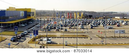 Ikea Vilnius Store. Ikea Now Is Largest Furniture Retailer.