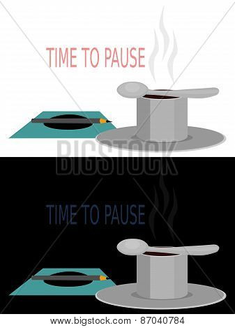 Pause time concept