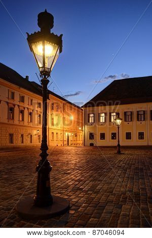 Historic Zagreb Upper Town Lanterns