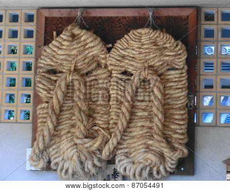 Warazori (Japanese straw sandals)