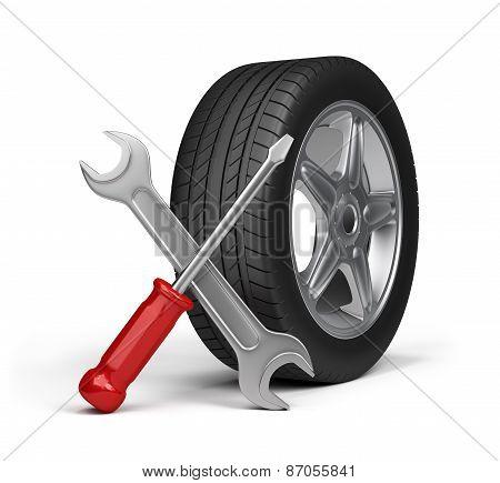 Repair Of Motor Vehicles