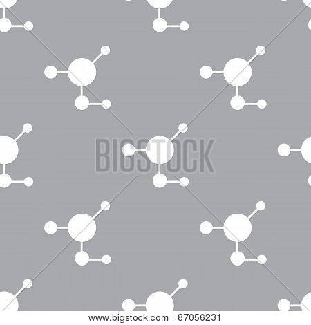 Atom seamless pattern