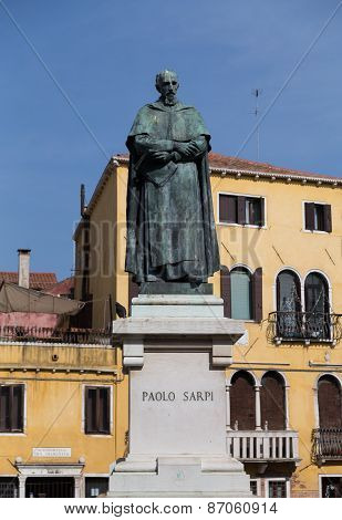 Paolo Sarpi Monument
