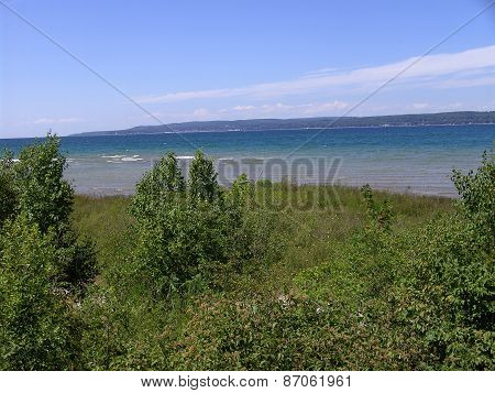 Bay View, Michigan, Waterfront