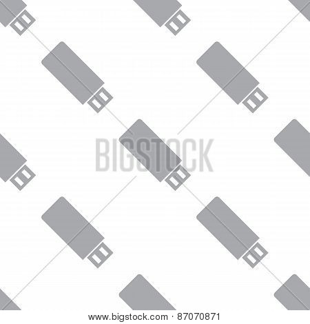 New Flash drive seamless pattern