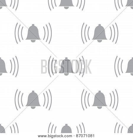 New Alarmclock seamless pattern