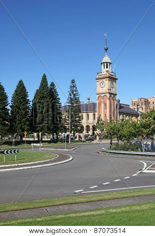 Customs House - Newcastlle Australia