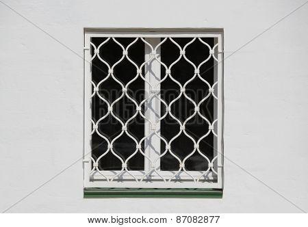 Closed Window.