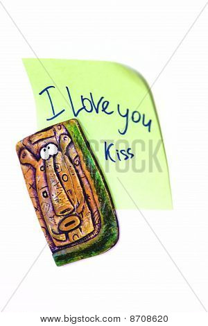 Imagen de te amo!