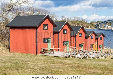 Five Cabins