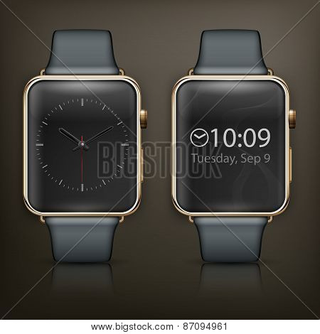 Two Smart Watch