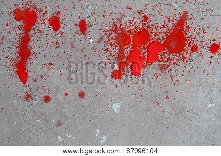 Bloody Splatter