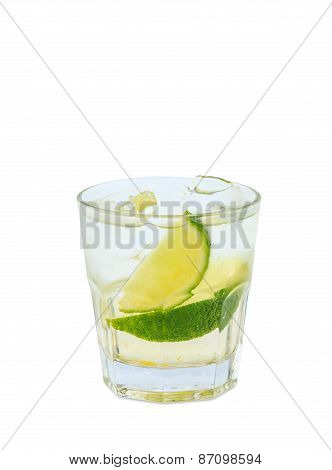 Vodka Tonic Cocktail