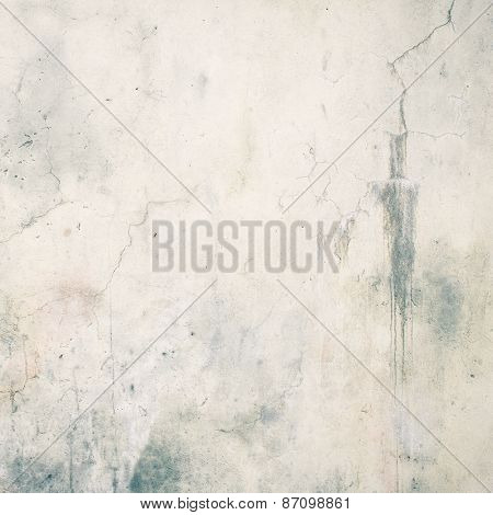 Aged street wall background, grunge texture