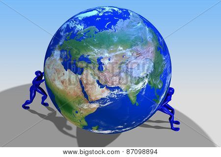 The Earth Stood Still