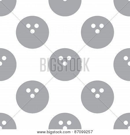 New Bowling seamless pattern