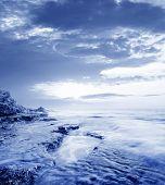 image of crimea  - seashore in Crimea - JPG