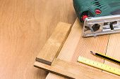 picture of workbench  - Carpenter - JPG