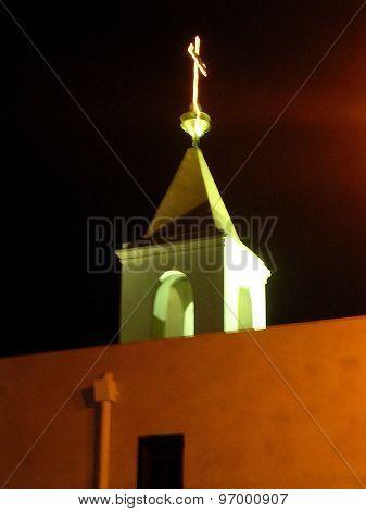 Akko The Church Of St John Night 2003