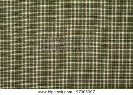 Green Plaid Cloth Series