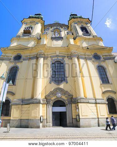 Ursuline Church Linz