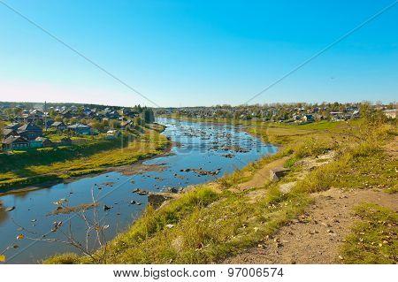 River Tours, Verkhoturye.