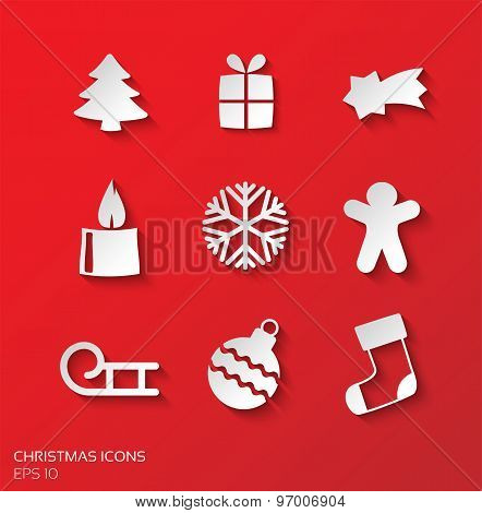 Christmas Simple Icons