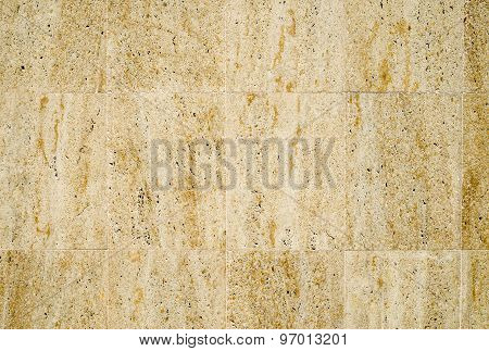 Colorful Relief Cladding Stone Slabs On Wall