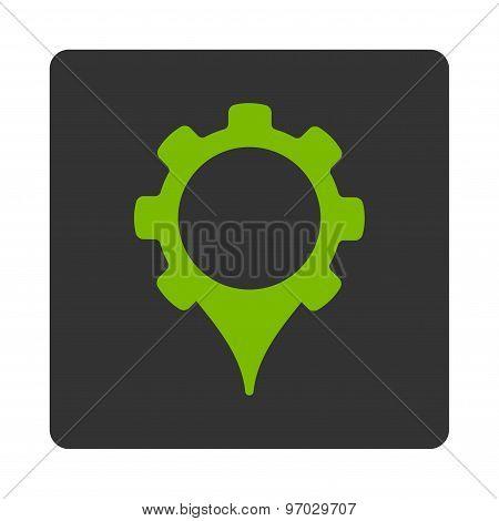 Gps Settings icon