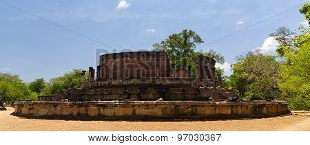 Ruins of Vata dage
