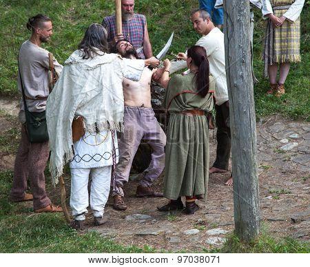 Celtic Ritual Murder