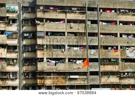 Poor apartments