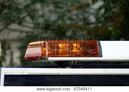 breakdown truck light