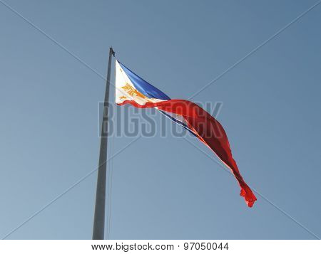 Flag, Philippines